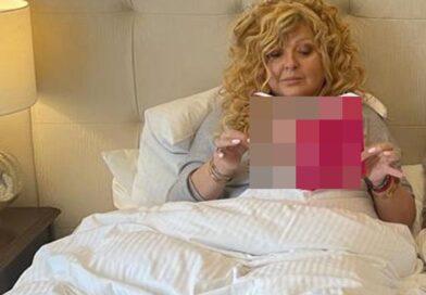 """Magda Gessler """"czyta"""" książkę. To zdjęcie podzieliło jej fanów!"""