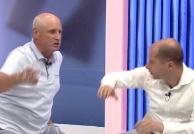 Politycy pobili się w studio telewizyjnym! Zobacz nagranie!